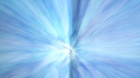 Convergence of Blue explosion abstract stock photo
