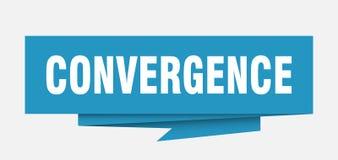 convergencia stock de ilustración