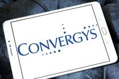 Convergys Korporacja logo obraz royalty free