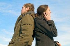 Conversação 2 Fotos de Stock