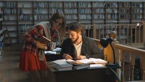 A conversação da biblioteca filme