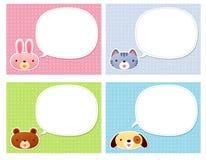 Conversa animal Imagem de Stock