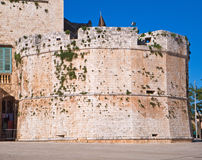 Conversano Castle. Apulia. Royalty Free Stock Photos