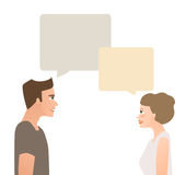 Conversation Stock Images