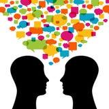 Conversazione della gente