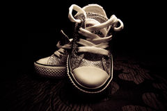 Converse all stars Stock Images