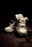 Converse all stars Royalty Free Stock Images