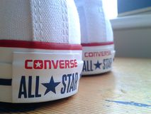 Converse Royalty Free Stock Images