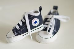 Converse royalty free stock photography