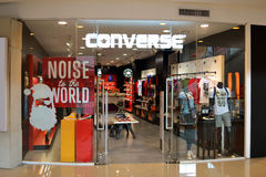 Converse shop Stock Photos