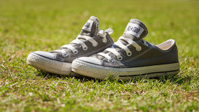 Converse sneakers Royalty Free Stock Image