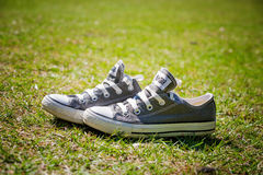 Converse sneakers Royalty Free Stock Photo