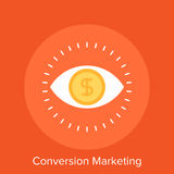 Conversion Marketing Stock Photography