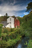 Converted mill near Torver Stock Photos