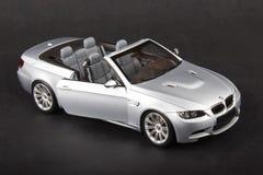 Convertibel BMW M3 Royalty-vrije Stock Foto's