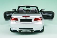 Convertibel BMW M3 Stock Fotografie