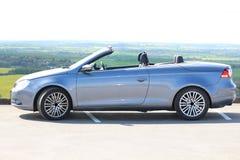 Convertibel Volkswagen Eos stock foto's