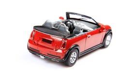 Convertibele auto Stock Foto
