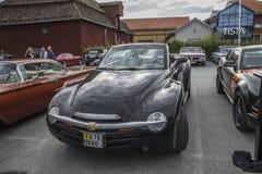 2003 Convertibele de Bestelwagen van Chevrolet SSR SUV Stock Foto's