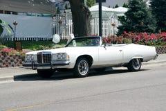 Convertibele de jaren '70 Royalty-vrije Stock Afbeeldingen