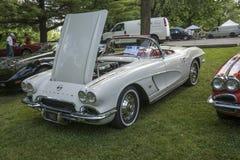 Convertibele het Korvet van Chevrolet Royalty-vrije Stock Afbeelding
