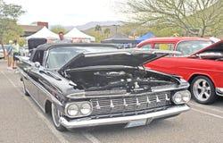 Convertibele impala Royalty-vrije Stock Afbeeldingen