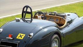 Convertibele klassieke sportwagen Royalty-vrije Stock Foto