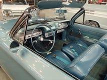 1962 Convertibele reeks 900 van Corvair Monza Stock Afbeeldingen