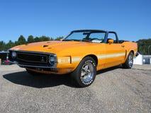 1969 convertibele Shelby Royalty-vrije Stock Afbeelding