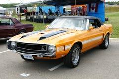 1970 convertibele Shelby Royalty-vrije Stock Afbeelding
