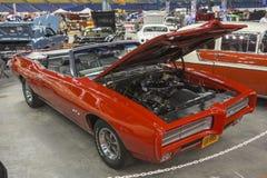 Convertibile della Pontiac GTO Fotografie Stock