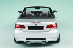 Convertibile di BMW M3 fotografie stock libere da diritti