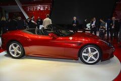 Convertibile di Ferrari California T Immagini Stock Libere da Diritti