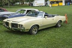 Convertibile di Oldsmobile Fotografia Stock