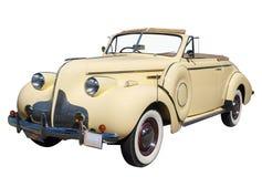 convertible 1939 de buick huit directement Photographie stock
