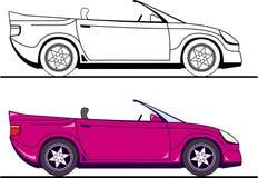 convertible Photo stock