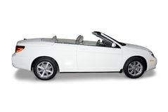 Convertible  Car Royalty Free Stock Photos