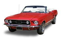 convertible classique photo stock