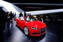 Convertible de Audi A1 Imagem de Stock