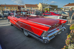Convertible 1958 de Buick Limited Image stock