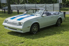 Convertible de Chevrolet Cavalier Images libres de droits