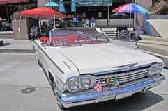 Convertible de Chevrolet Impala Imagens de Stock Royalty Free