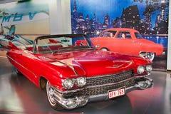 Convertible de la serie 62 de Cadillac Imágenes de archivo libres de regalías