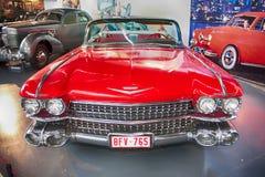 Convertible de la serie 62 de Cadillac Imagen de archivo libre de regalías