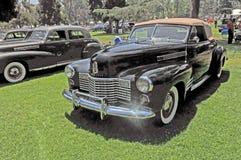 Convertible de la serie 62 de Cadillac Fotos de archivo