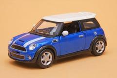 Convertible de Mini Cooper S Images libres de droits
