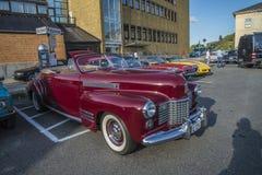 convertible 1941 de porte de Cadillac 2 Photos stock