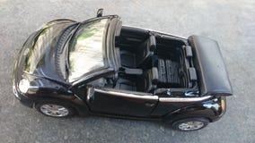 Convertible de Volkswagen New Beetle Images libres de droits