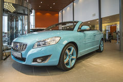Convertible 2014 de Volvo C70 T5 Images stock