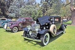 Convertible del cupé de Cadillac Imagen de archivo libre de regalías